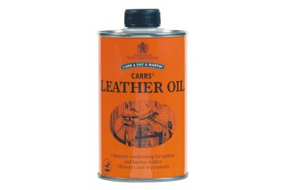 CARR & DAY ACEITE PARA CUERO LEATHER-OIL 300ML